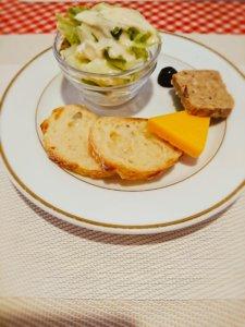 チーズ,前菜