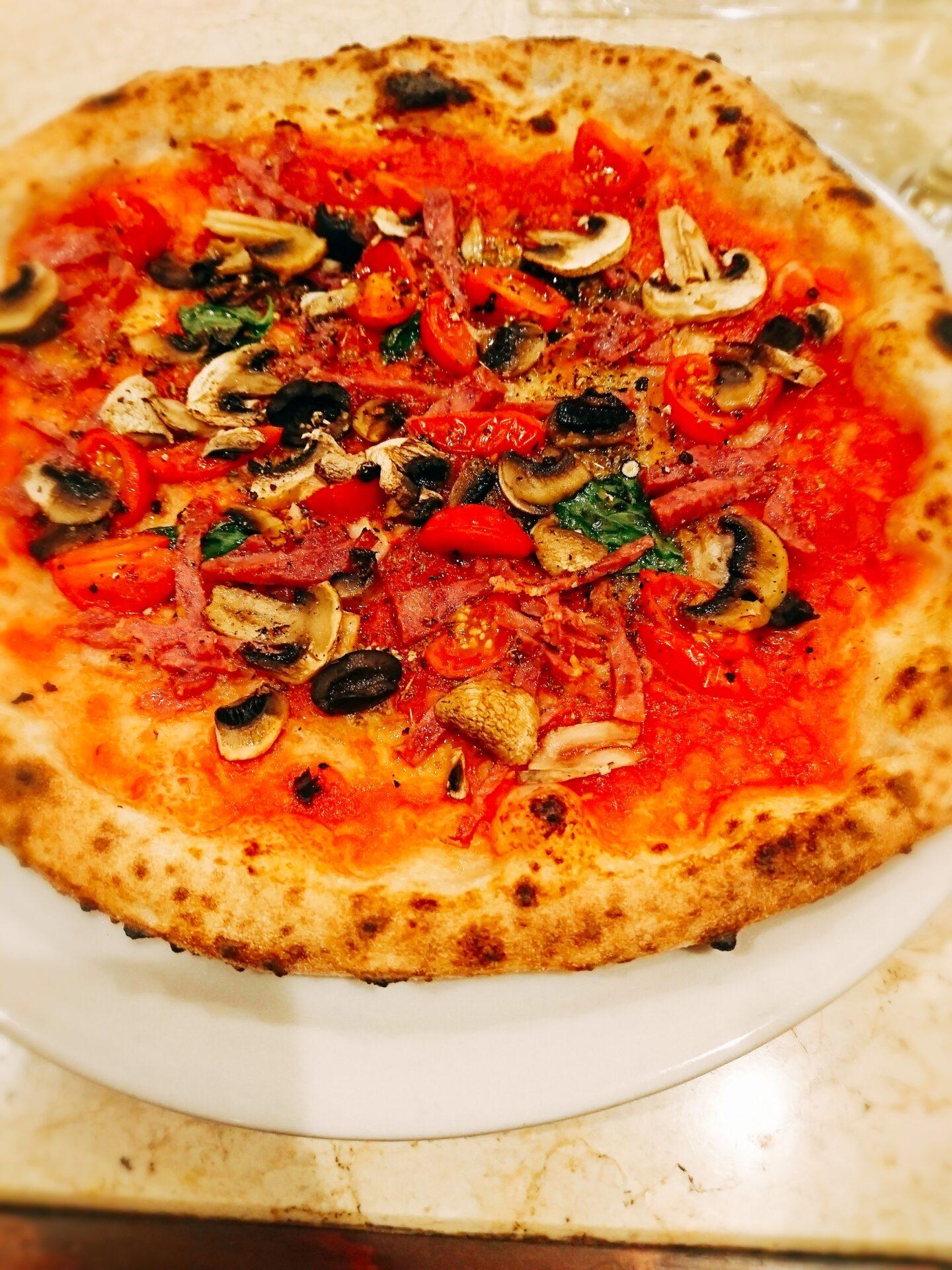 pizzeria,ピザ