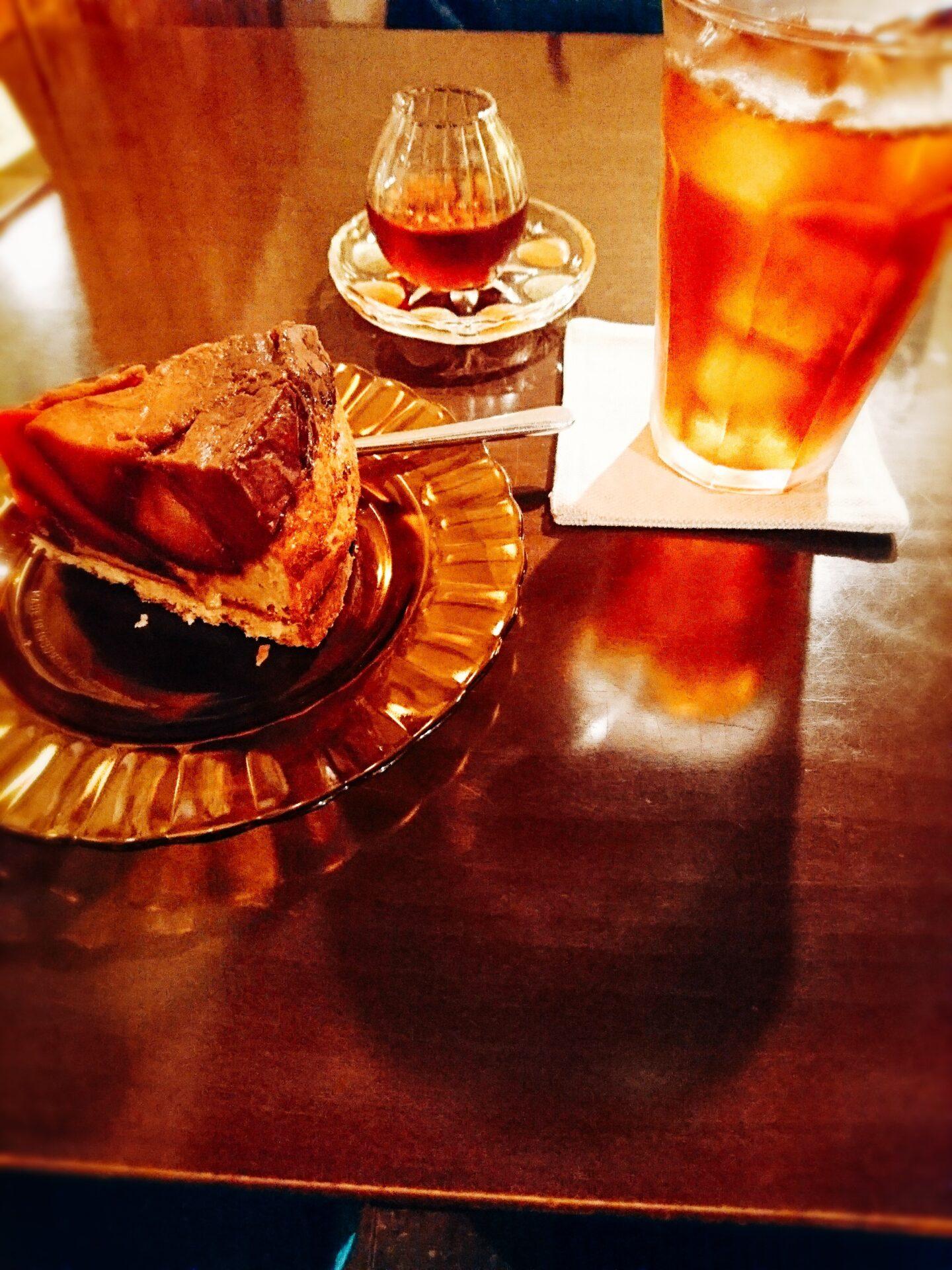 中崎,カフェ,タルト