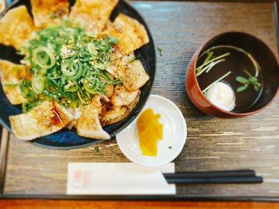 松阪,豚丼