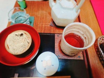 京都,わらび餅