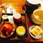 中崎,台湾茶,カフェ