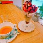 紅茶,カフェ
