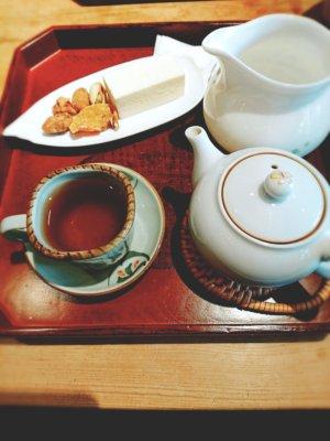 中国茶,烏丸
