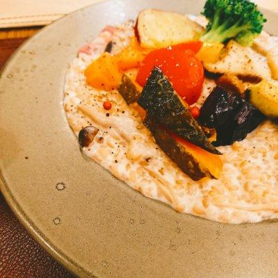 東梅田,自然食