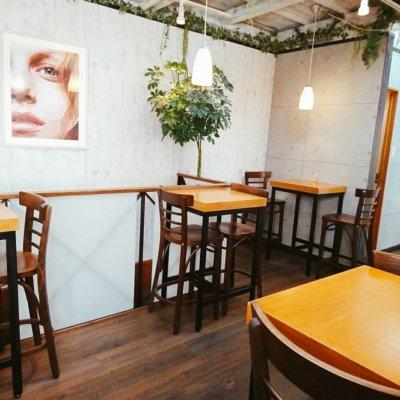 心斎橋,カフェ