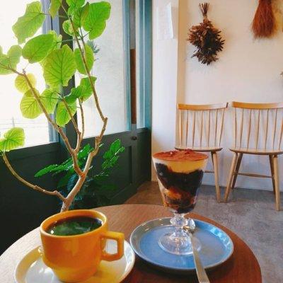 桃谷,カフェ,スイーツ