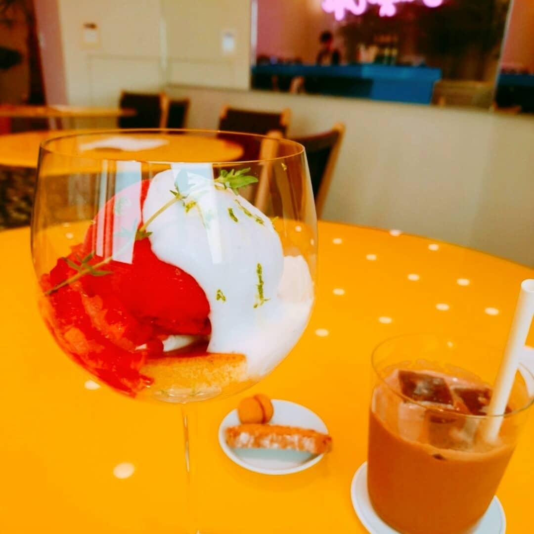 大阪,梅田,カフェ,スイーツ