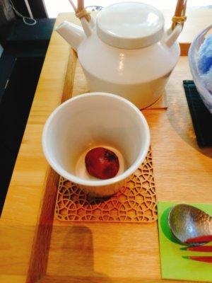 京都,烏丸御池,スイーツ,かき氷,カフェ