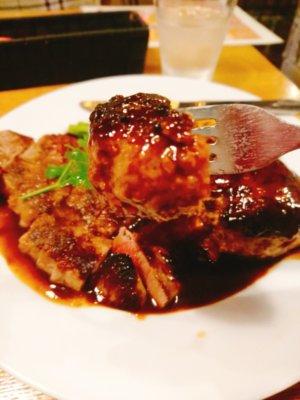 大阪,新町,ランチ,お肉