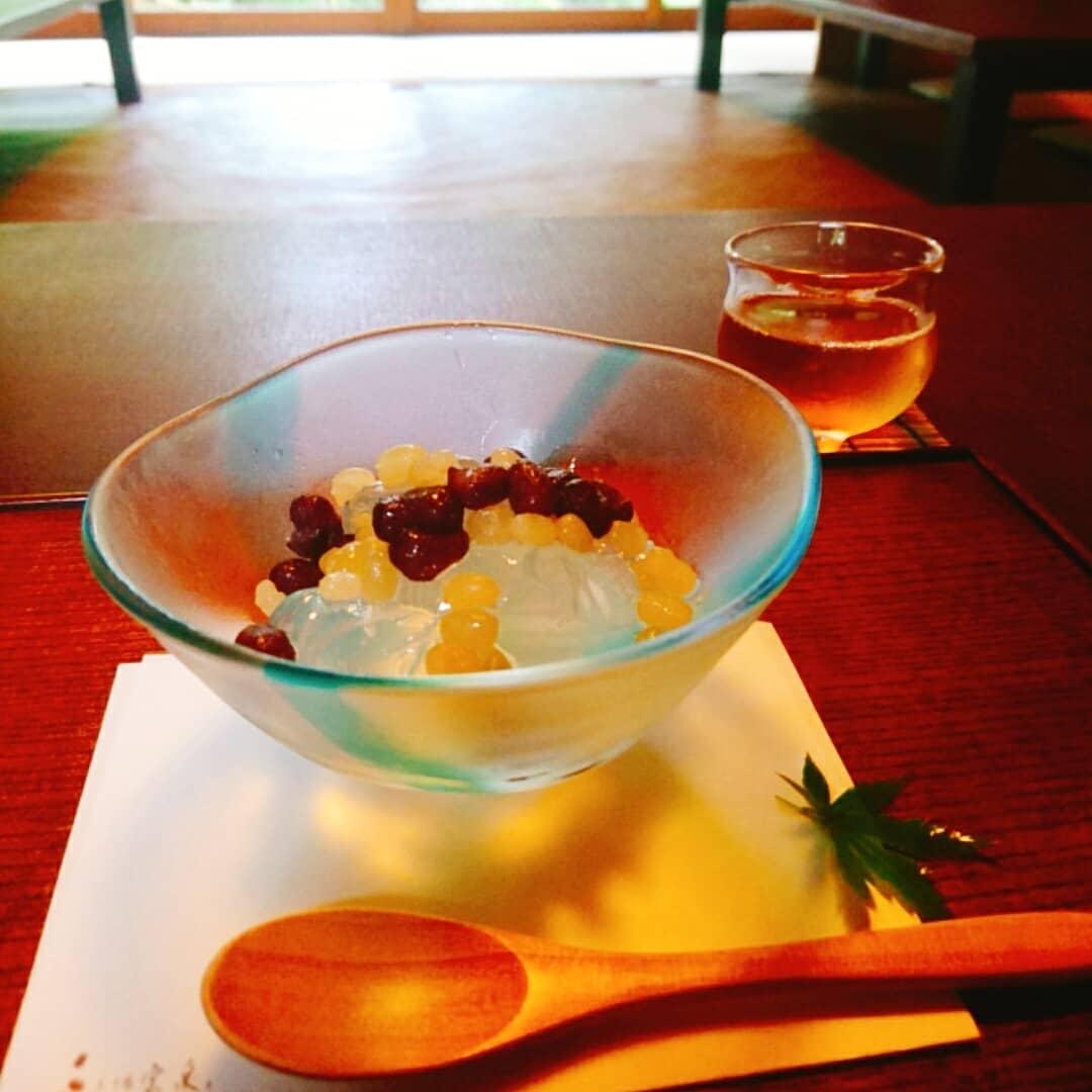 京都,下鴨神社,カフェ,スイーツ,和菓子
