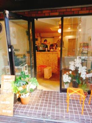大阪,堀江,コーヒー,カフェ,テイクアウト