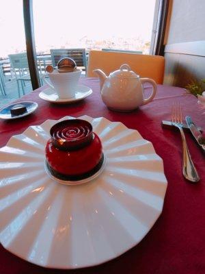 京都,カフェ,スイーツ,チョコレート,川床