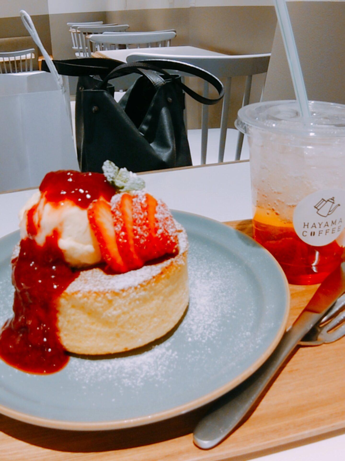 大阪,梅田,カフェ,スイーツ,パンケーキ