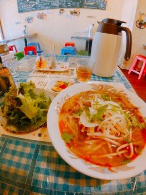 大阪,本町,ランチ,ディナー,エスニック料理