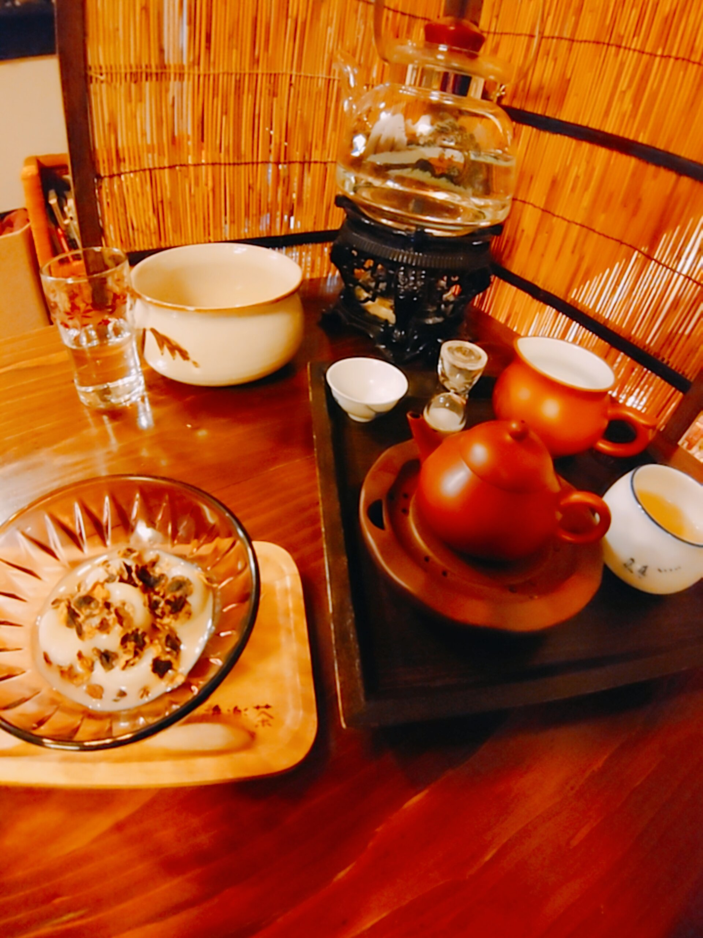 中崎町,カフェ,台湾茶,路地裏,和スイーツ