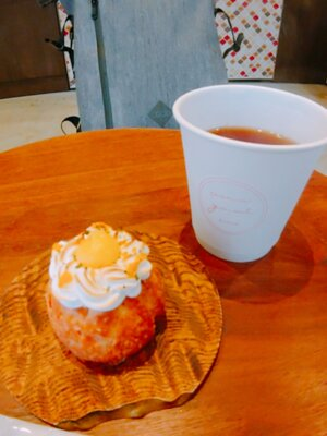 京都,カフェ,スイーツ,シュークリーム,オススメ
