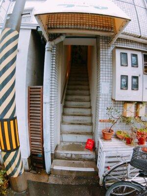 大阪,中之島,カレー,ランチ,隠れ家