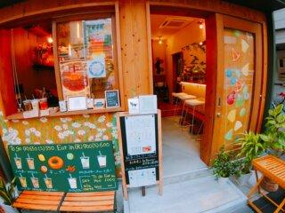 大阪,カフェ,中崎町,スイーツ,テイクアウト