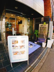 大阪,カフェ,本町,スイーツ,テイクアウト